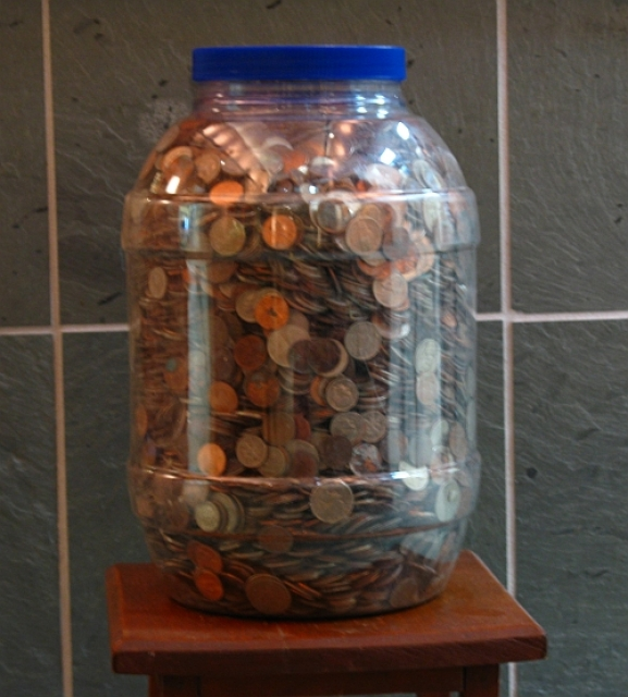 Coin Jars