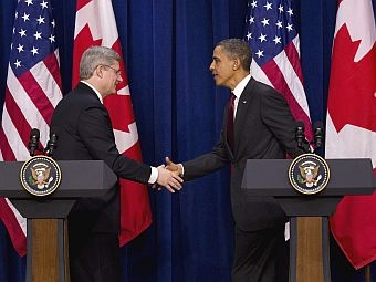 sweden and united states relationship with canada