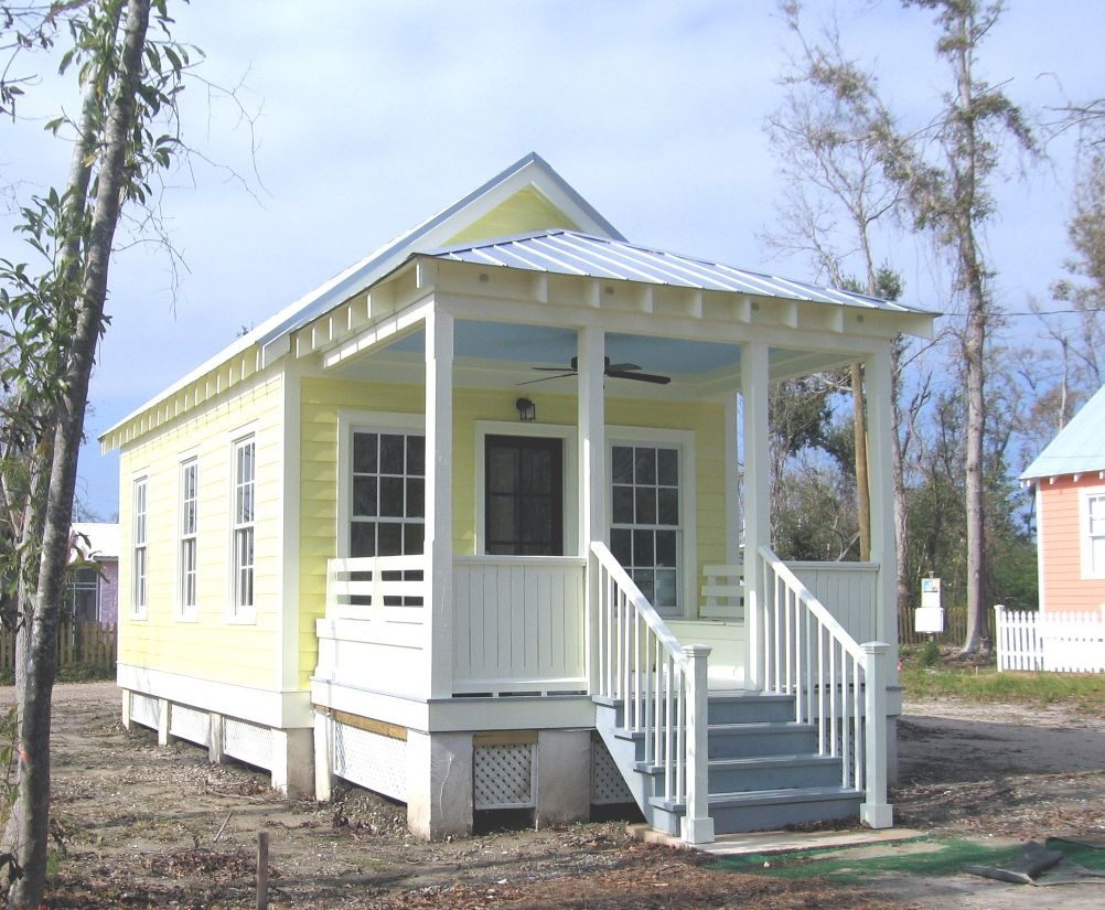 horace holtman makes katrina cottages