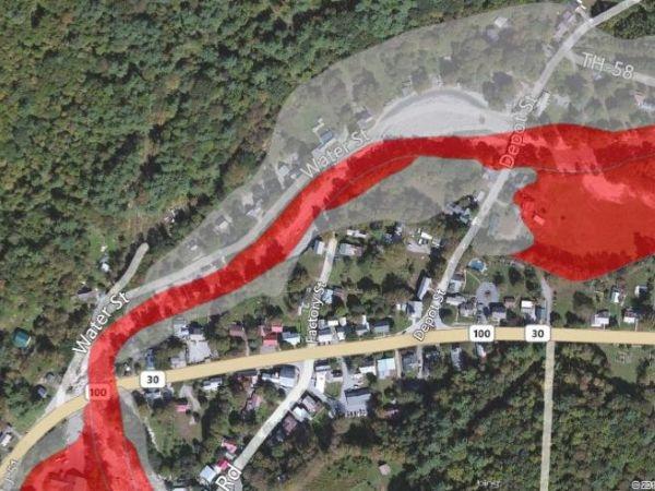 Example Floodplain Map
